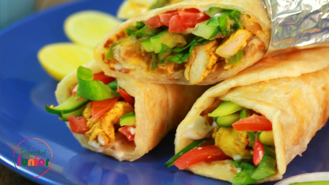 chicken kathi roll recipe  how to make kathi roll