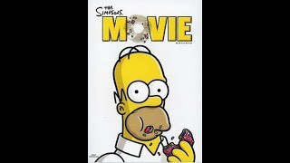 Opening to The Simpsons Movie 2007 DVD