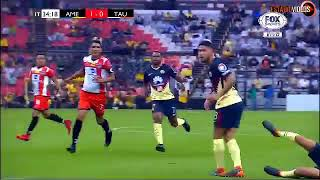 America Vs Tauro Fc  4-0  Resumen Partido Concacaf 2018