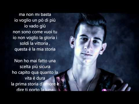 Affo ft. Deeloox - La Mia Storia (OFFICIAL LYRIC VIDEO)