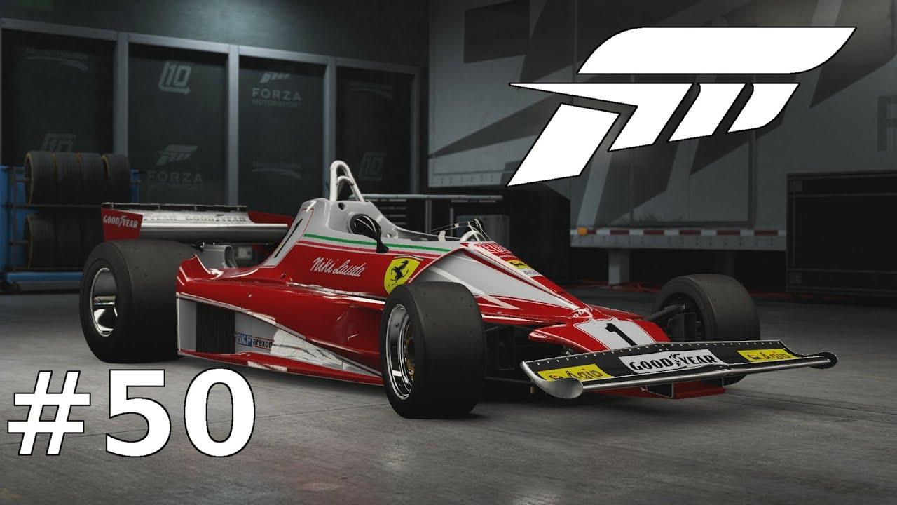 FORZA 6 – Niki Lauda vs. James Hunt (Nordschleife) | Lets ...