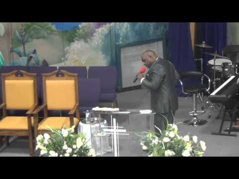 Brampton Triumphant Church of God - Sunday Service - Sermon - Pastor O'Neil Walker - Part 1