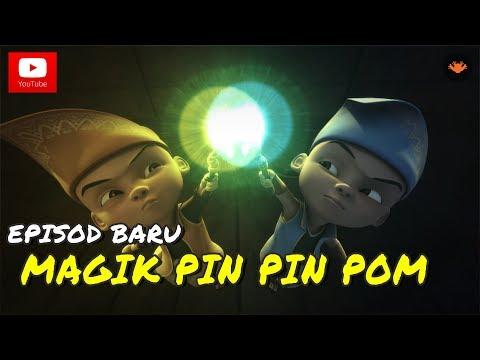 Episod Terbaru! Upin & Ipin Musim 11 - Magik Pin Pin Pom