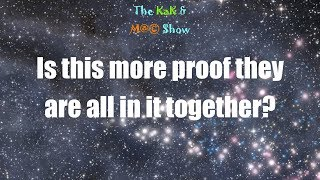 ...The KaK & M@© Show, Is this more proof they are all in it together?
