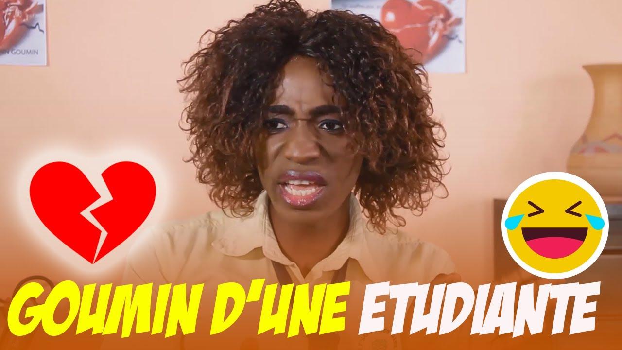 GOUMIN GOUMIN D'UNE ÉTUDIANTE 💔😂😂 #BUREAUNATIONALDUGOUMIN