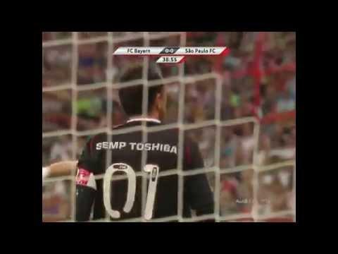 Melhores Momentos - Bayern de Munique 2 x 0 São Paulo - Audi Cup 2013