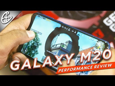 Can the Exynos 7904 Game? Samsung Galaxy M20 Performance Review!!!
