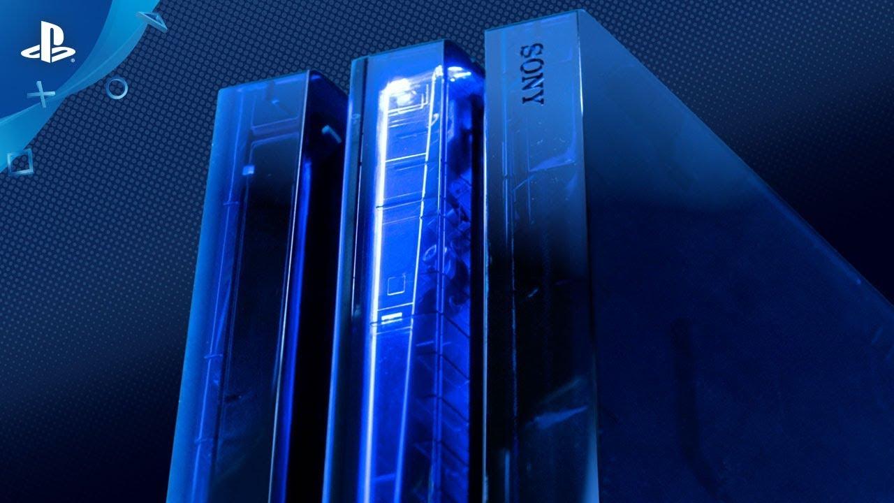 Sony выпустит PS4 Pro на 2 ТБ с уникальным дизайном в честь 500 млн. проданных PlayStation
