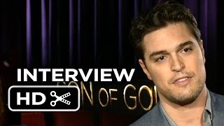 Son of God Interview - Roma Downey, Mark Burnett, Diogo Morgado (2014) - Jesus Movie HD