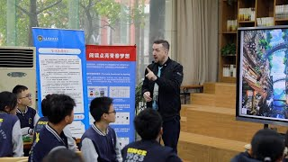 GLOBALink | Burdens shed, interests aroused for Chinese students on English learning