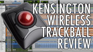 Kensington Wireless Trackball Review