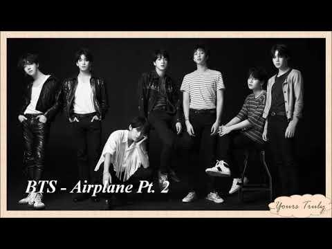 BTS (방탄소년단) - Airplane Pt. 2 (Easy Lyrics)