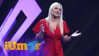 Paula Chirilă îi ia la roast pe cei trei jurați iUmor: Delia, noi două nu avem ce căuta aici