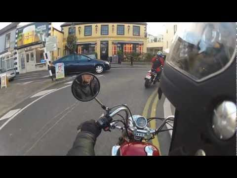 Motorcycle Ride South Dublin