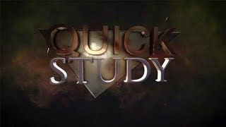 Quick Study, Leviticus 18-21   Being Different - February 02, 2018