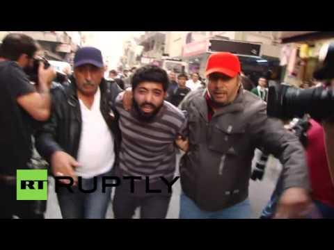 Turkey: Dozens arrested at anti-G20 Summit protest in Antalya
