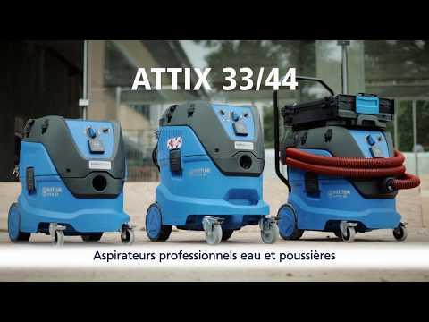 ATTIX 33 44 Aspirateurs Eau Et Poussière