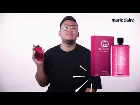 Marie Claire Beauty Awards- Syed Faizal