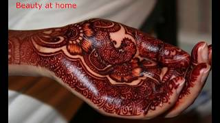 How to get Dark Stain Mehndi Naturally at home | 100% Effective