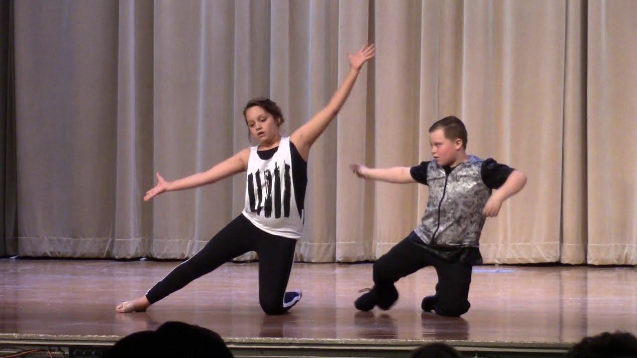 Tiffany Dance One  5-24-18