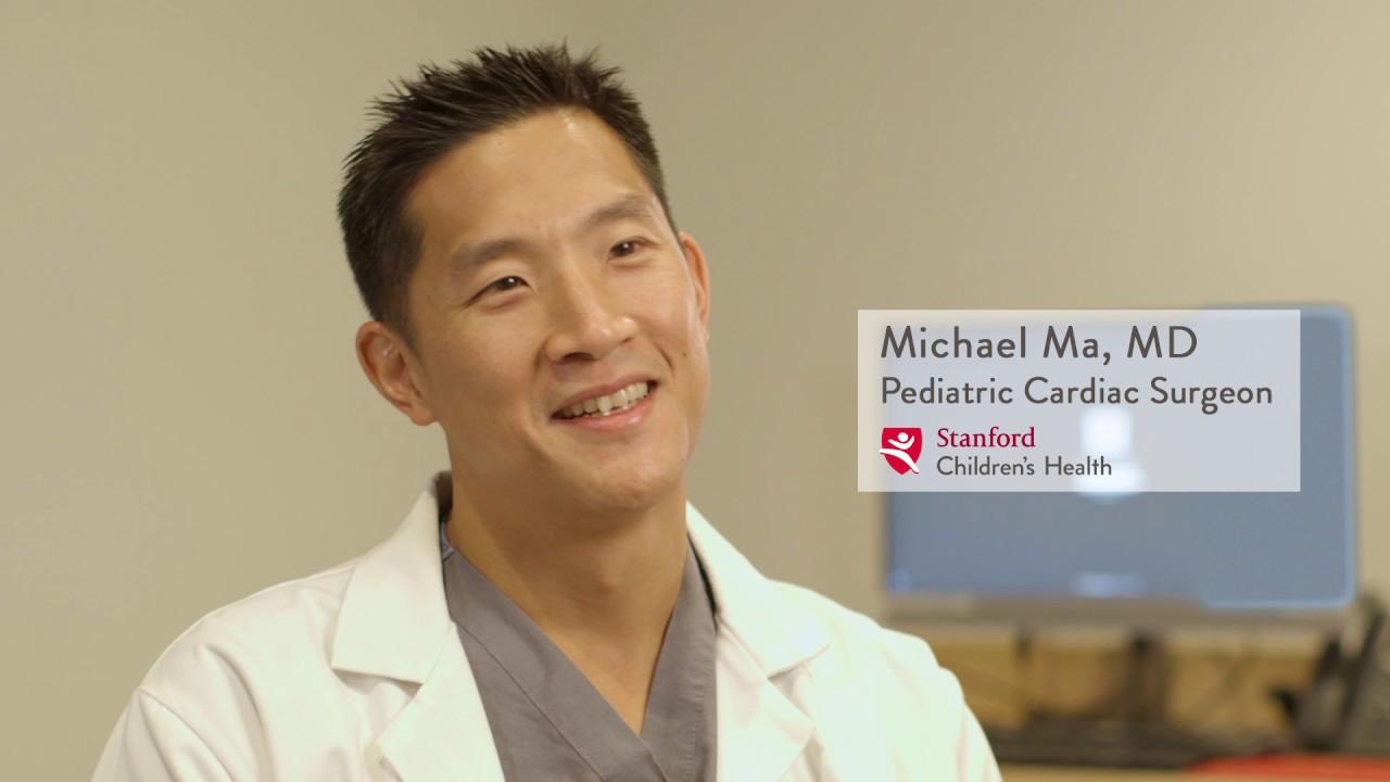 Michael Ma, MD – Cardiac Surgery, Stanford Children's Health