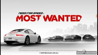 Need for speed most wanted mod by rexdl