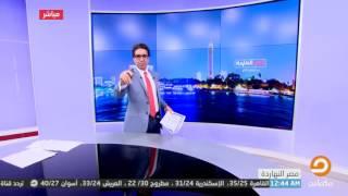 """بالأدلة ؟ .. محمد ناصر يكشف كيف يبتلع الجيش اقتصاد مصر بما فيه """"البطيخ"""" !!"""