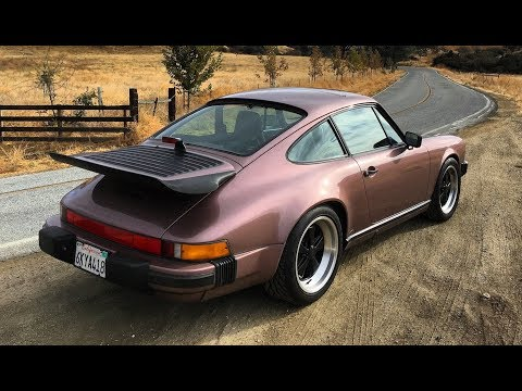 Matt Buys a 1987 Porsche 911 Carrera! - One Take