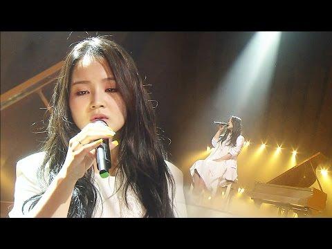 """Comeback Special"" LEE HI (Bai) - BREATHE (Sighs) @ Popular Inkigayo 20160313"