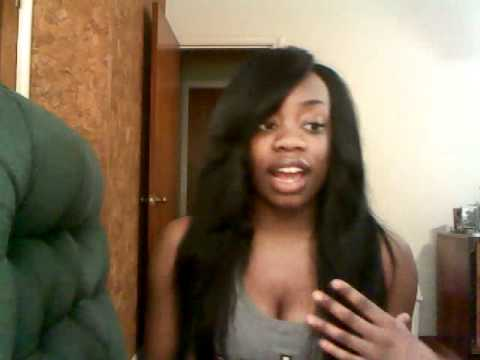 Crochet Straight Hair Youtube : Straight Crochet Braids - YouTube