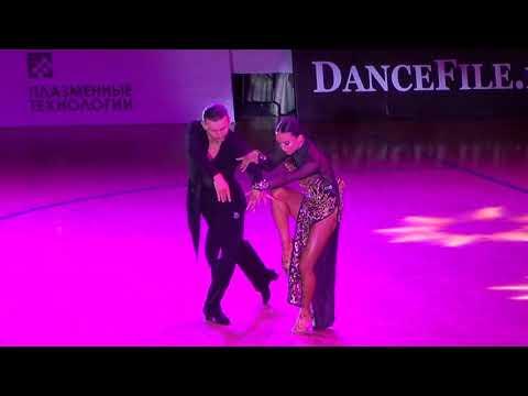 Voronin - Kosenko Rumba Presentation Professional Latin RDU Championship 2018