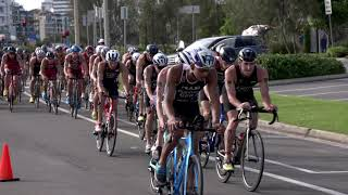 2020 Mooloolaba ITU Triathlon World Cup - elite me...