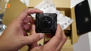 Nikon Keymission 360 FIRST LOOK  - Is this the GoPro of the Future?