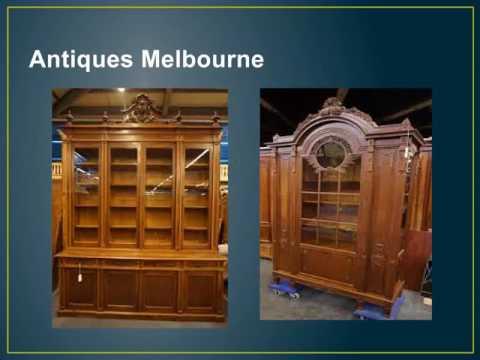 AntiqueBedsMelbourne