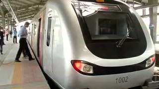 MUMBAI METRO RUN - Ride form D N Nagar to Ghatkopar