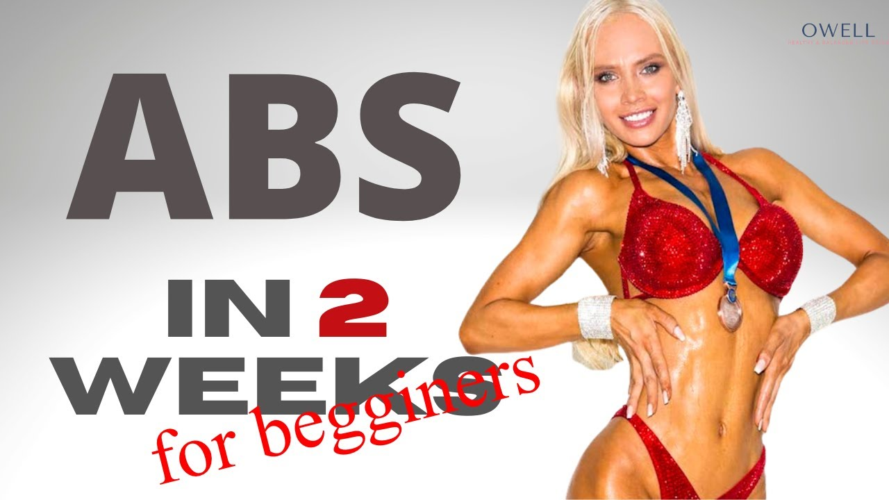 ABS WORKOUT FOR BEGINNERS video
