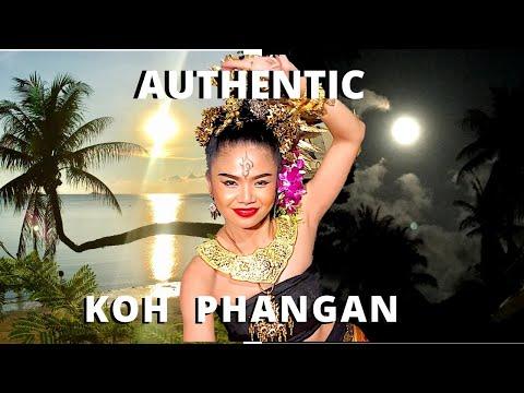 KOH PHANGAN LIFE, Part 1 / Wildlife, Daily Local People Life, Nature, Festivals / Thailand Travel