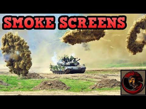 Smoke Screen Dischargers Upgrades