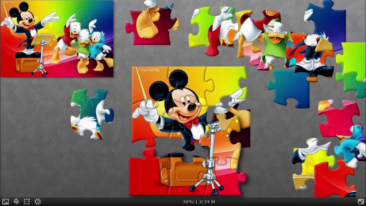 Puzzel Online Micky Mouse Puzzel Puzzle Online Puzzles For Kids Online Jigsaw Puzzles Puzzle Games For Kids