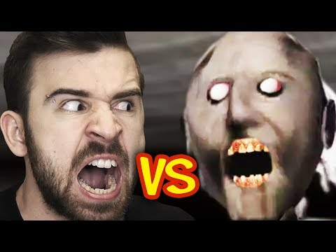 ЮДЖИН vs GRANNY