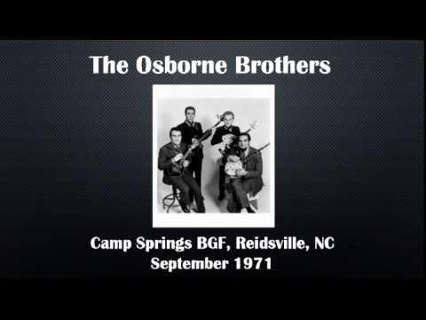 【CGUBA241】The Osborne Brothers September 1971