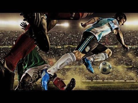 difícil de complacer abeja Vegetación  MASTER SERIES: Gary Land Diagrams Lighting for Adidas and Lionel Messi  Campaign - YouTube