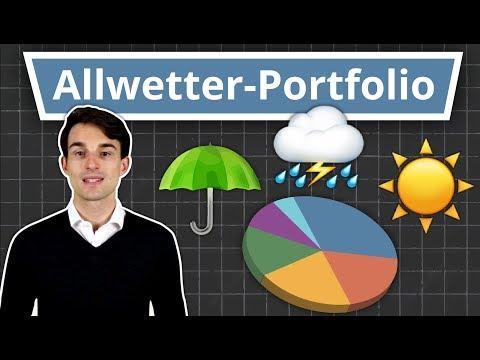 Das Allwetter-Portfolio von Ray Dalio: Langfristig erfolgreich an der Börse? | Finanzfluss