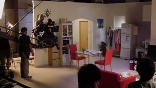 「映画制作セミナー」では、映画制作科の学生が、監督をはじめ、撮影、...