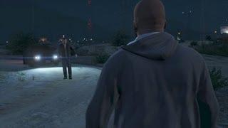 Прохождение Grand Theft Auto V (GTA 5) — Концовка: Майкл