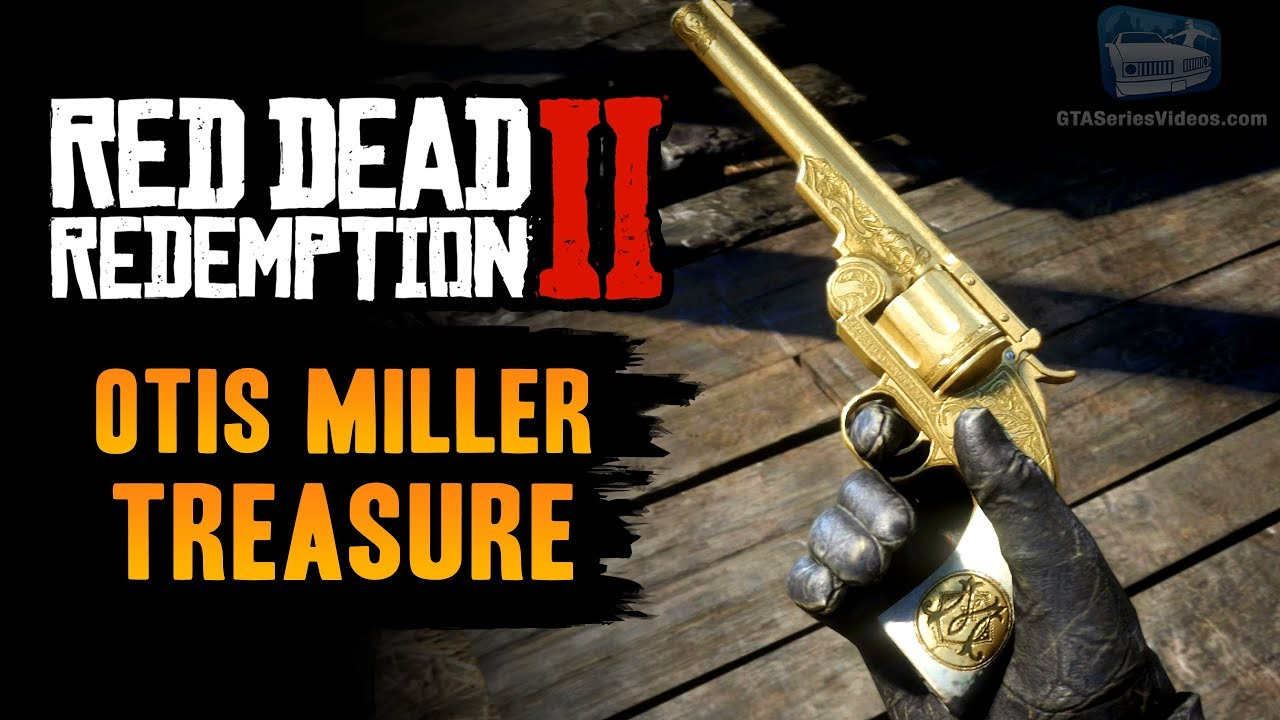 There Is A HIDDEN Buried Treasure In Red Dead Redemption 2 & It's Filled With Gold To Take! (RDR2)