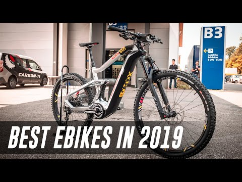 Top 5 - Hottest Ebikes for 2019 | EMTB DREAM BIKE CHECK