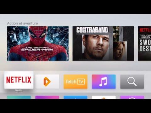 Netflix on AppleTV