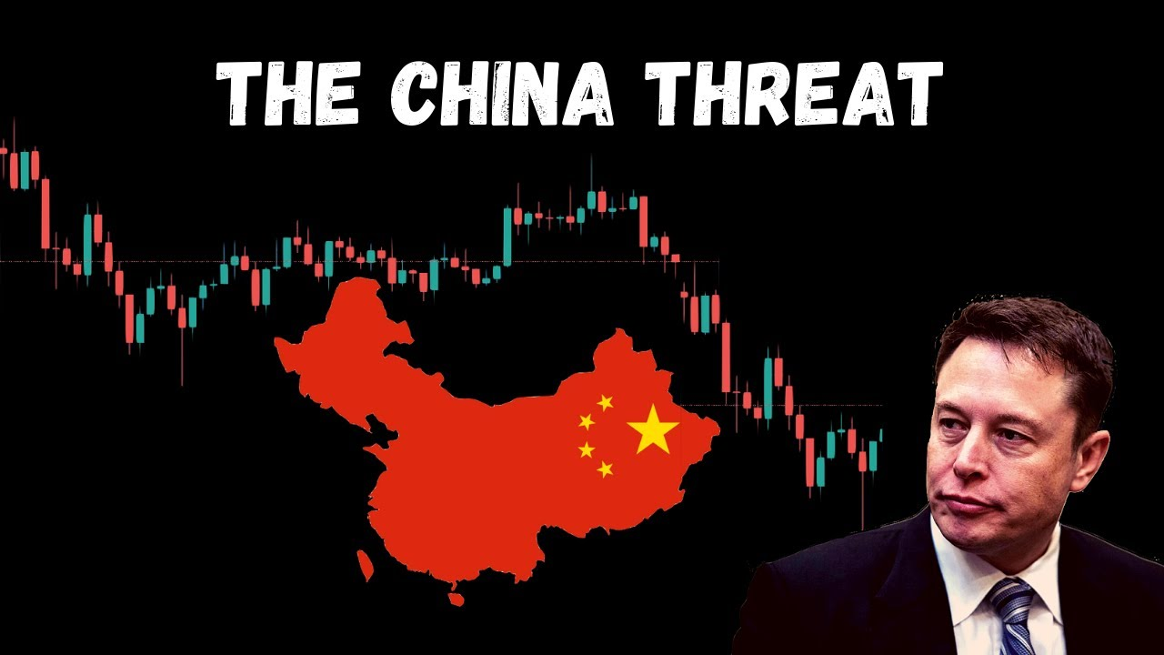 Tesla Stock going down because of China?