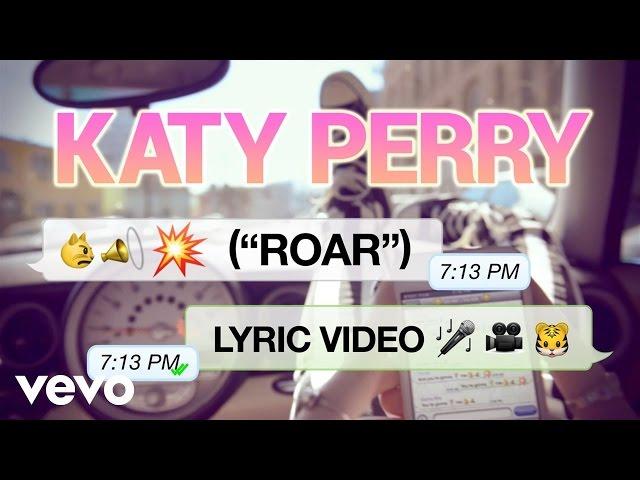 Roar – Lyric Video